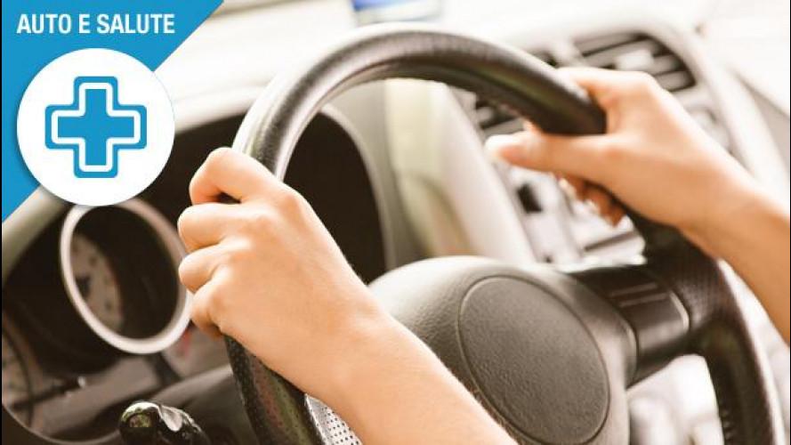 Auto e salute, due strumenti di guida delicati da ricordare