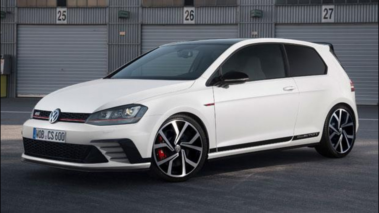[Copertina] - Volkswagen Golf GTI Clubsport, 290 CV…per pochi secondi