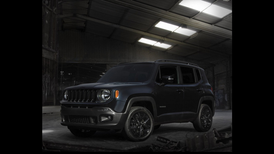 Jeep Renegade Dawn of Justice, dal cinema alla strada
