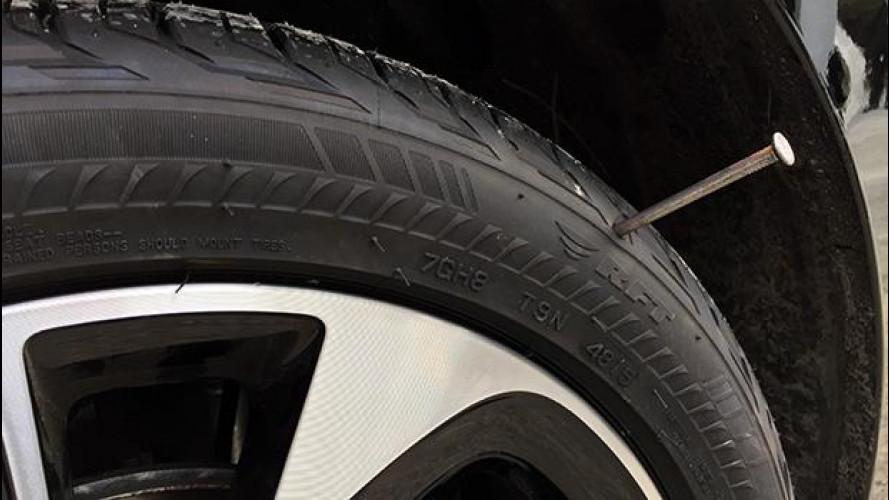 """Bridgestone Driveguard, arriva la gomma """"antiforatura"""" per tutti"""