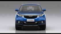 Qoros 5 SUV, il crossover alla cinese maniera