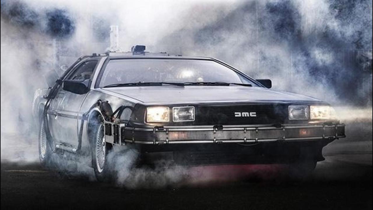 [Copertina] - Ritorno al Futuro, 30 anni di DeLorean DMC-12