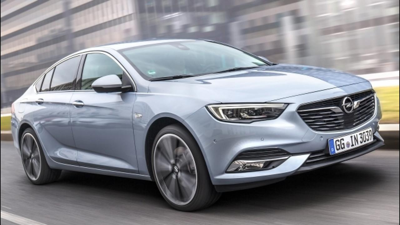 [Copertina] - Nuova Opel Insignia Grand Sport, professione ammiraglia