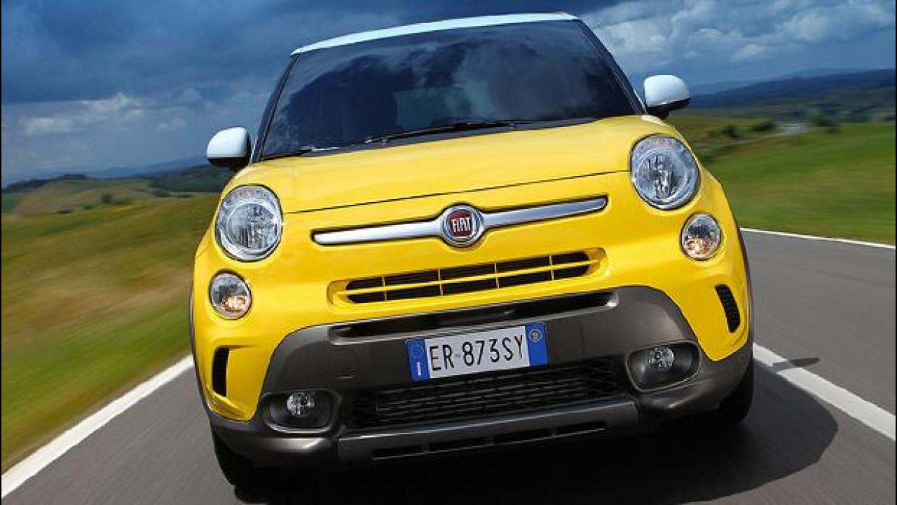 [Copertina] - Addio Punto, il futuro di Fiat è nella 500