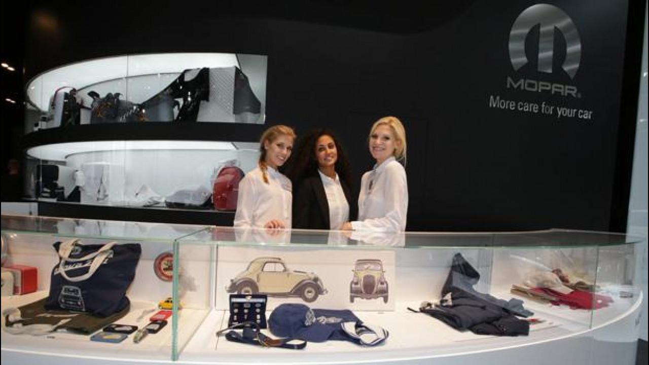 [Copertina] - Salone di Francoforte: Mopar, un marchio sempre più europeo