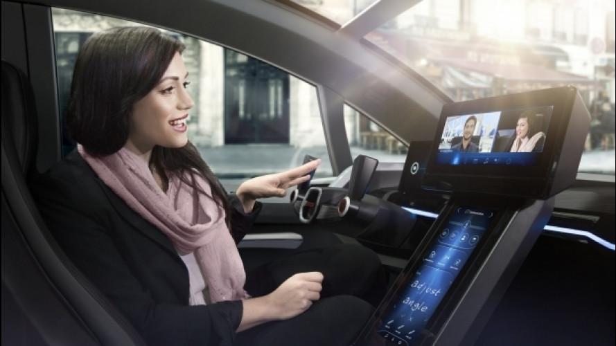 [Copertina] - Auto a guida autonoma, i 10 dispositivi