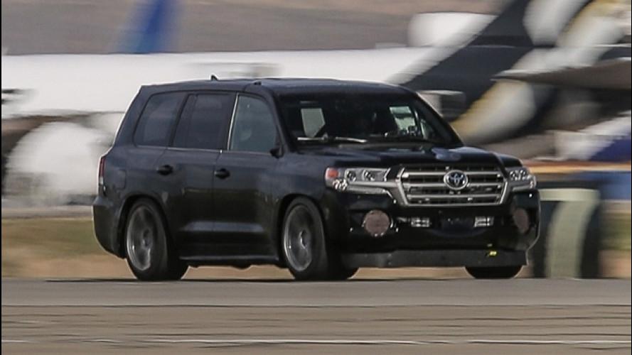 370 km/h, record da brividi per il SUV più veloce del mondo [VIDEO]
