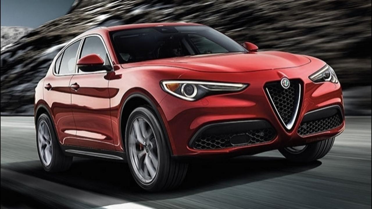 [Copertina] - Alfa Romeo Stelvio, negli USA costa 41.995 dollari
