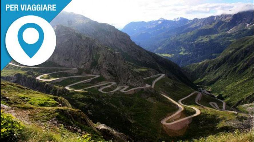 Viaggi in montagna, 6 dritte su come guidare