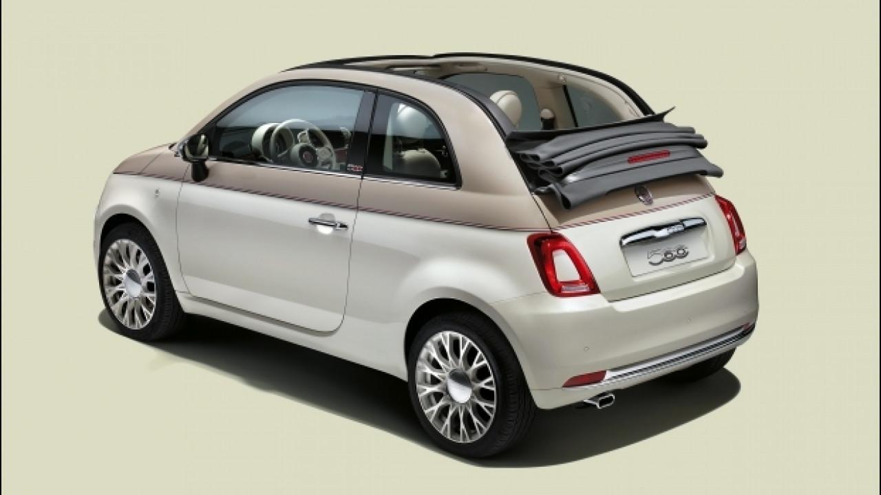 [Copertina] - Fiat 500 60esimo anniversario, prezzi da 22.050 euro