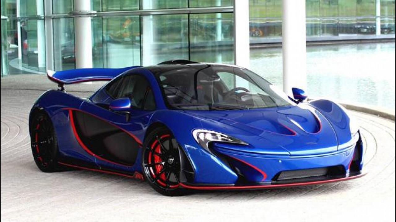 [Copertina] - McLaren P1, nuova creazione dalla MSO