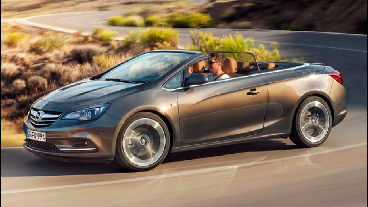 [Copertina] - Opel Cascada