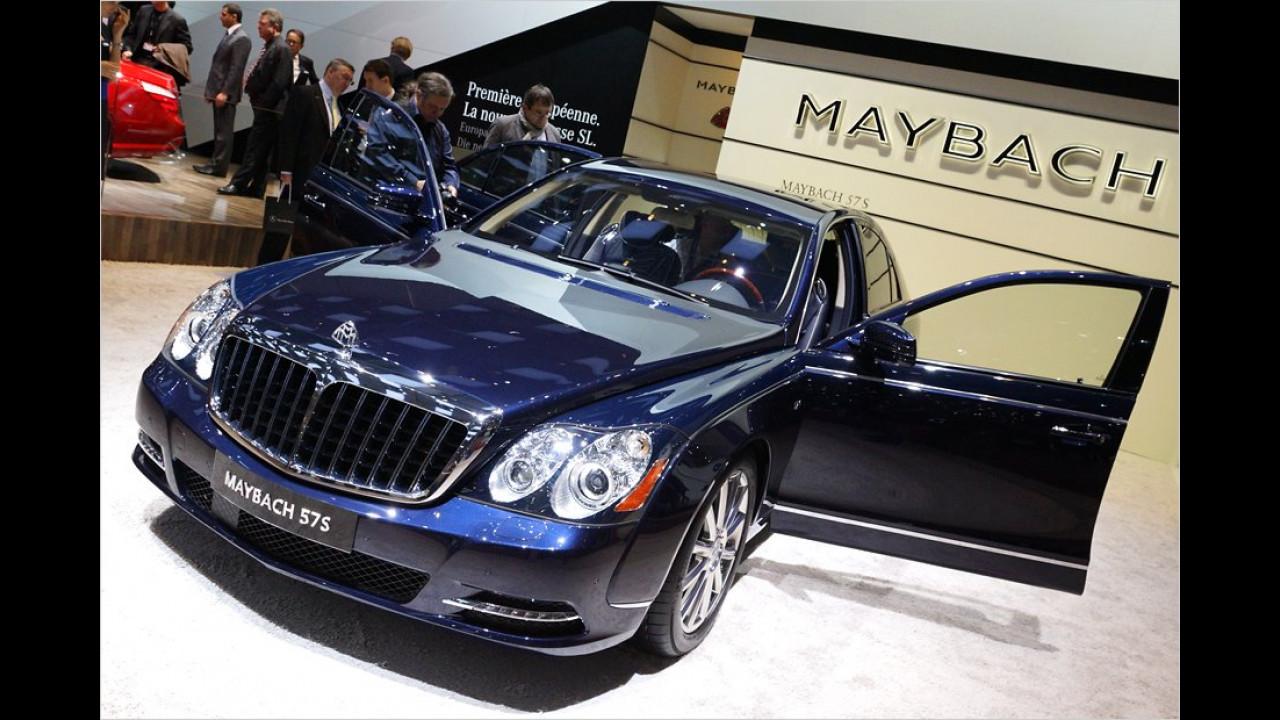 Maybach 57S