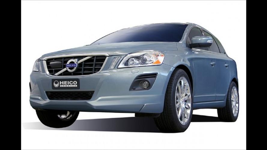 Heiß gemachter Schwede: Heico Sportiv tunt den Volvo XC60