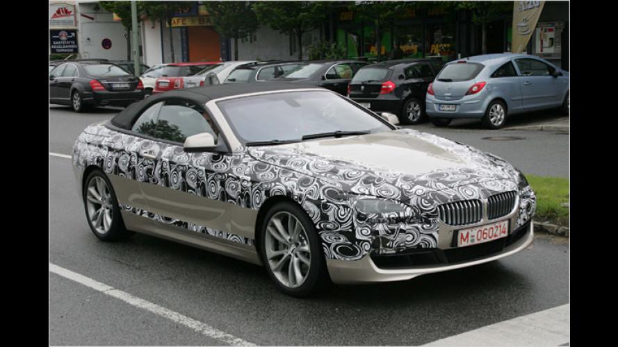 Elegant entschärft: Neuer BMW 6er fast ungetarnt