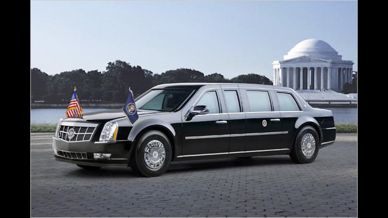 2009er Cadillac ,Presidential Limousine
