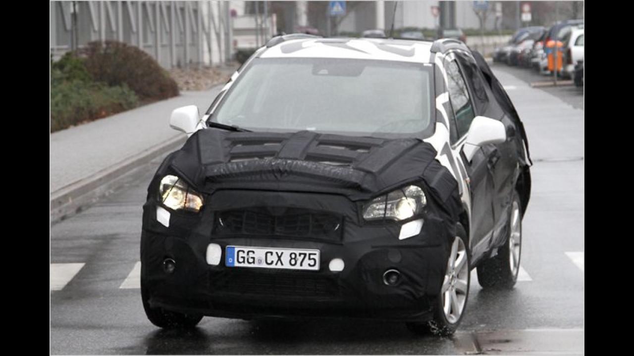 Kleiner Gelände-Opel