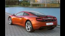McLaren mit 600 PS