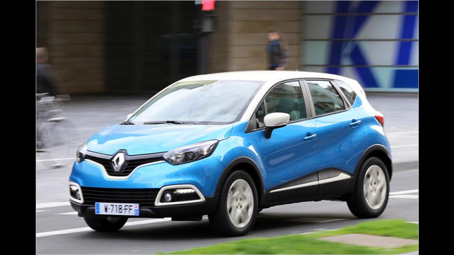 Der neue Renault Captur (2013) im Test