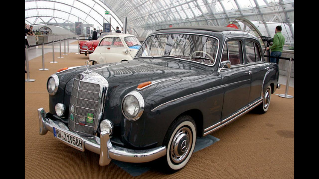 Mercedes 220 S (1958) von Jan Hofer