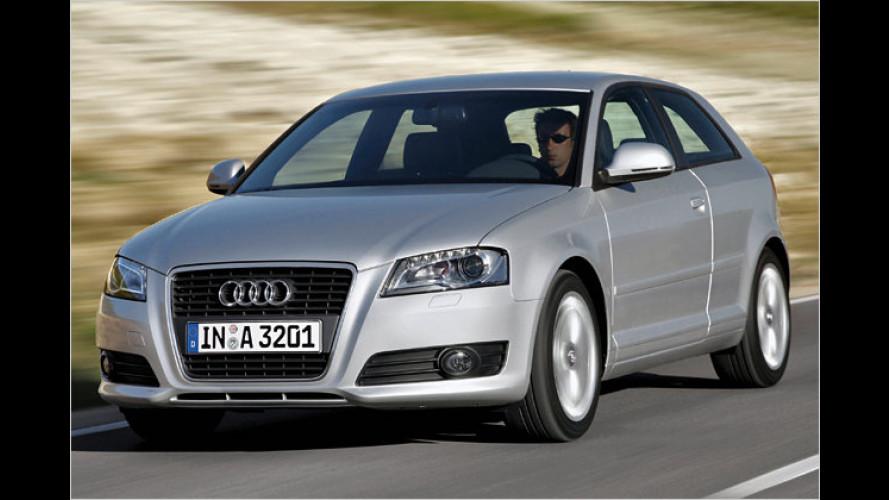 Bis 40 Prozent Preisvorteil: ,100 Jahre Audi