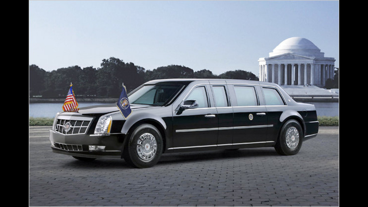 2009er Cadillac ,Presidential Limousine