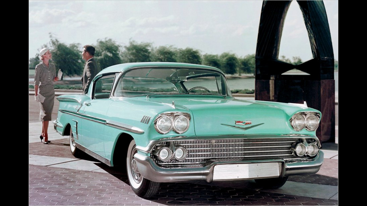 Bel Air Hardtop-Coupé (1958)