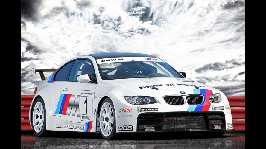 Ultrastarker BMW M3 von CLP: GT-Umbau für die Straße