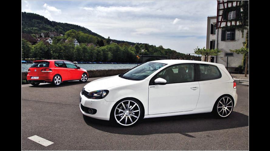 Konkurrenz für den GTI: VW Golf 1.4 TSI von Sportec