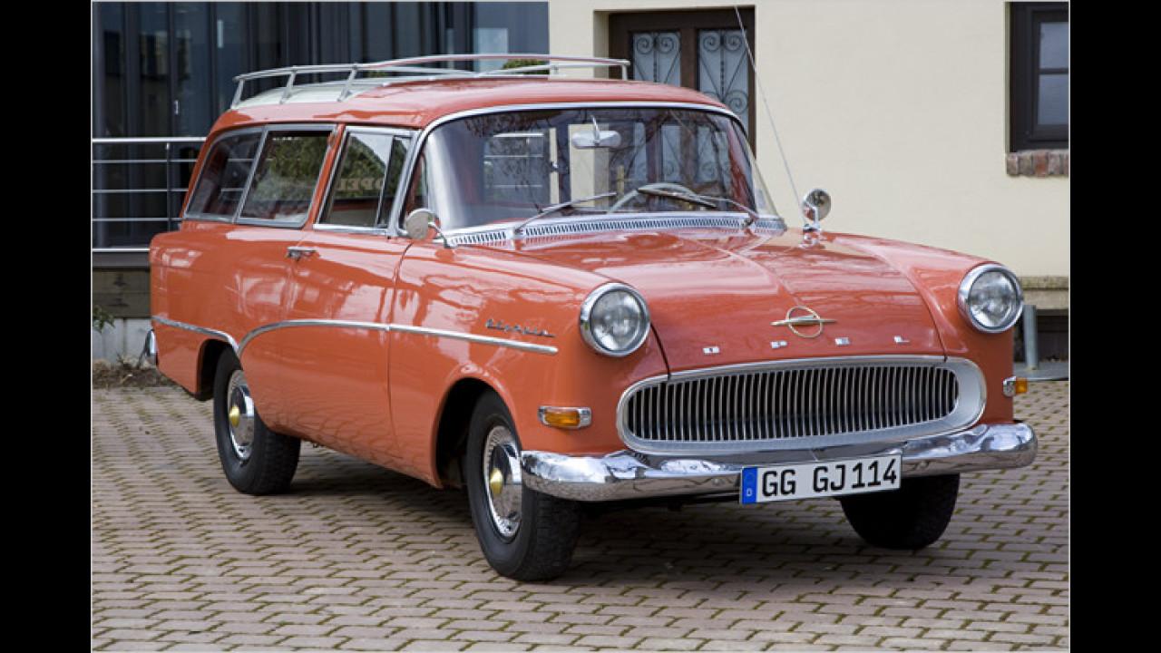 Opel Olympia P1 Caravan (1957)