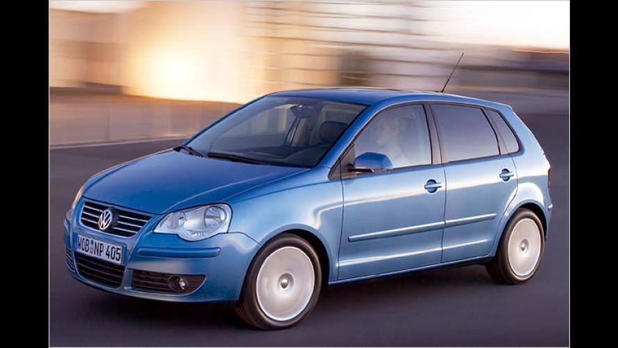 Volkswagen erhöht Preise bei verschiedenen Baureihen