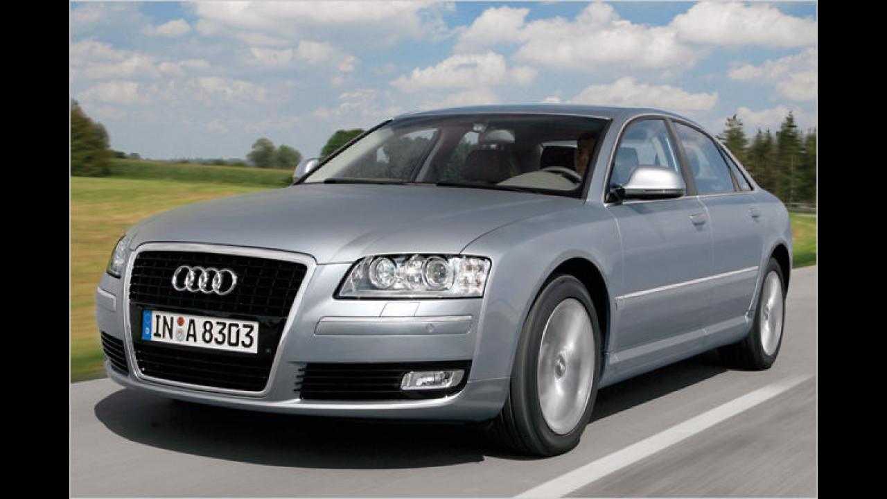 Audi A8 2.8 FSI e multitronic