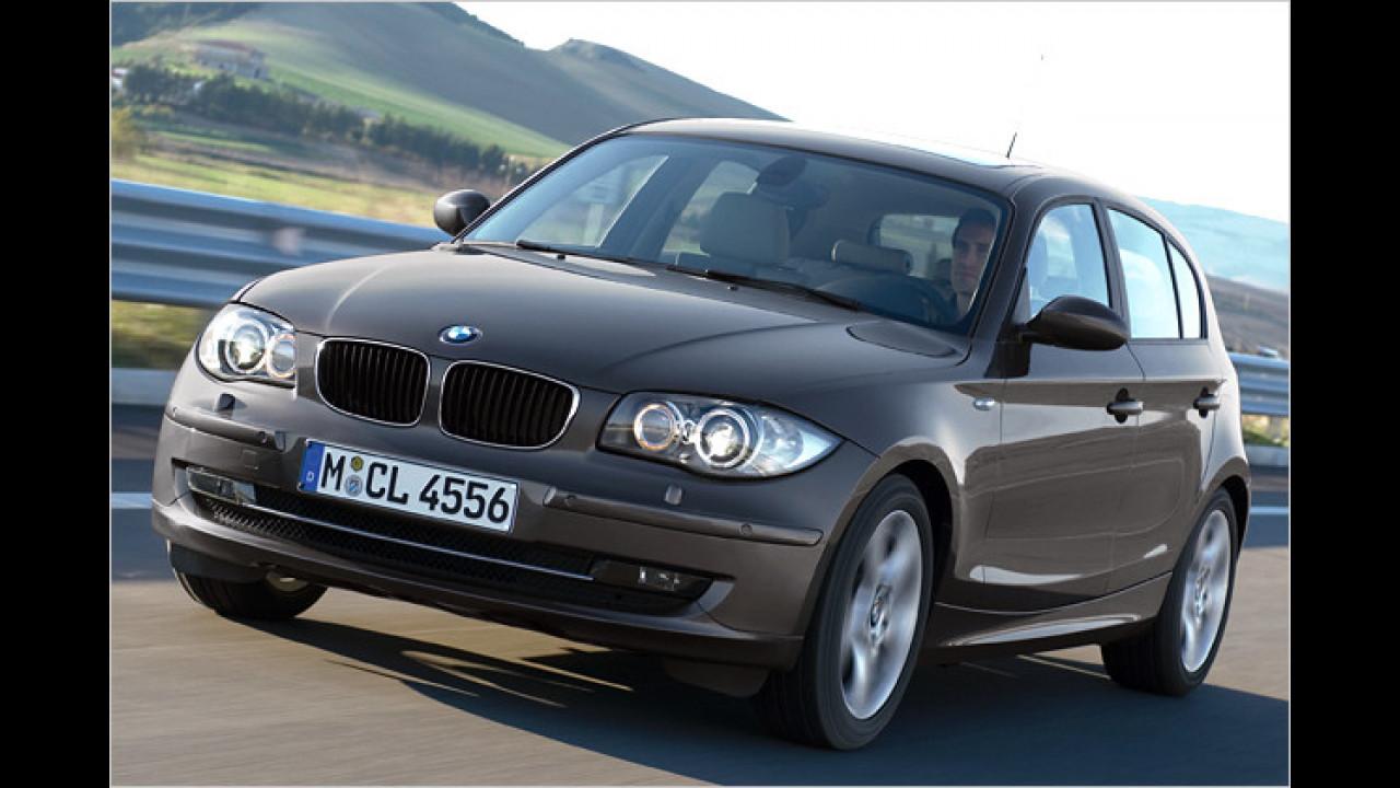 10.BMW 1er