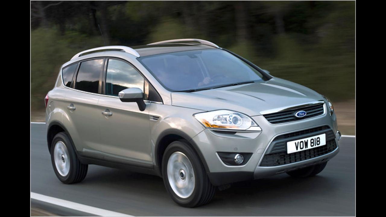 Ford Kuga 2.0 TDCi Trend 2x4 DPF