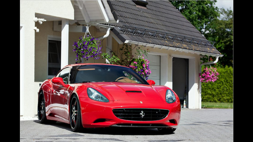 Ferrari California mit mehr Power