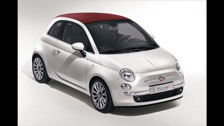 """Preis fix: Fiat 500C startet mit limitierter ,Opening Edition"""""""