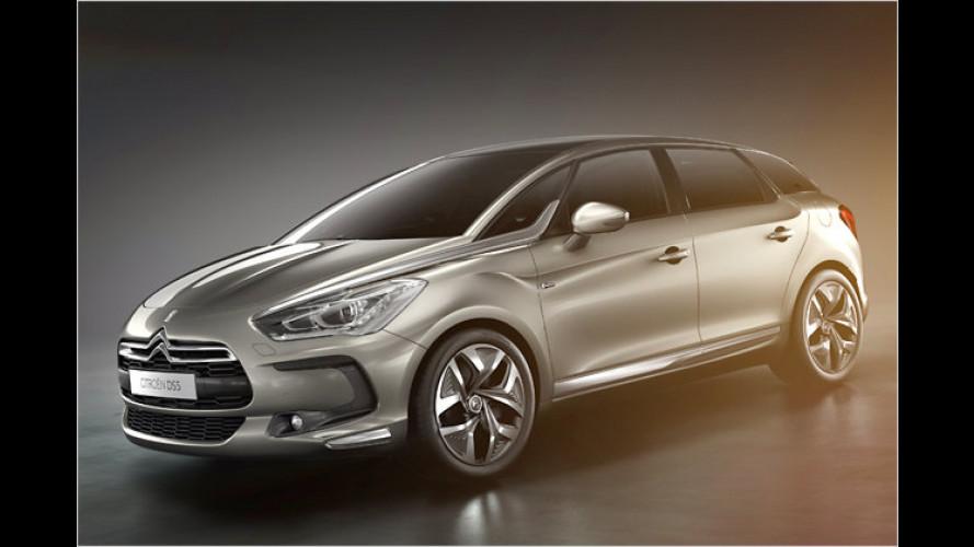 Citroën DS5: Erste Infos zum neuen Crossover-Mobil
