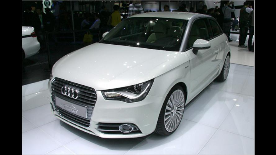Auto China 2010 in Peking: Die Neuheiten der deutschen Hersteller