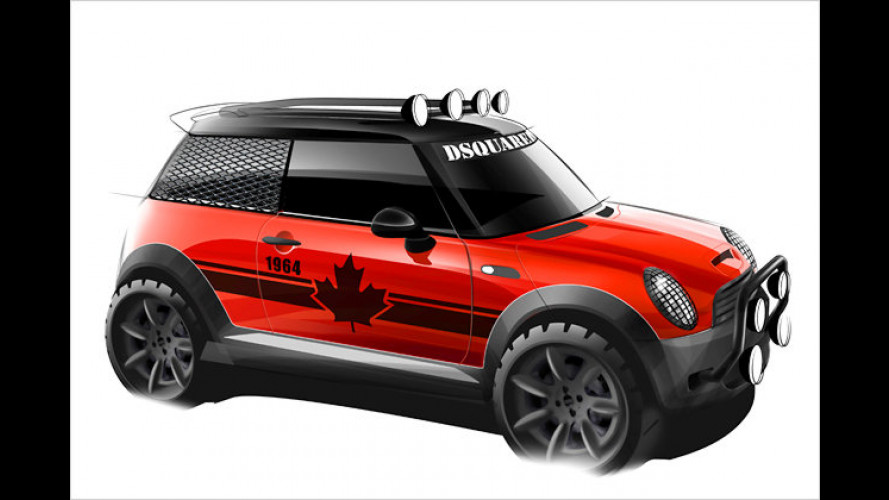 Kernig und robust: Mini ,Red Mudder