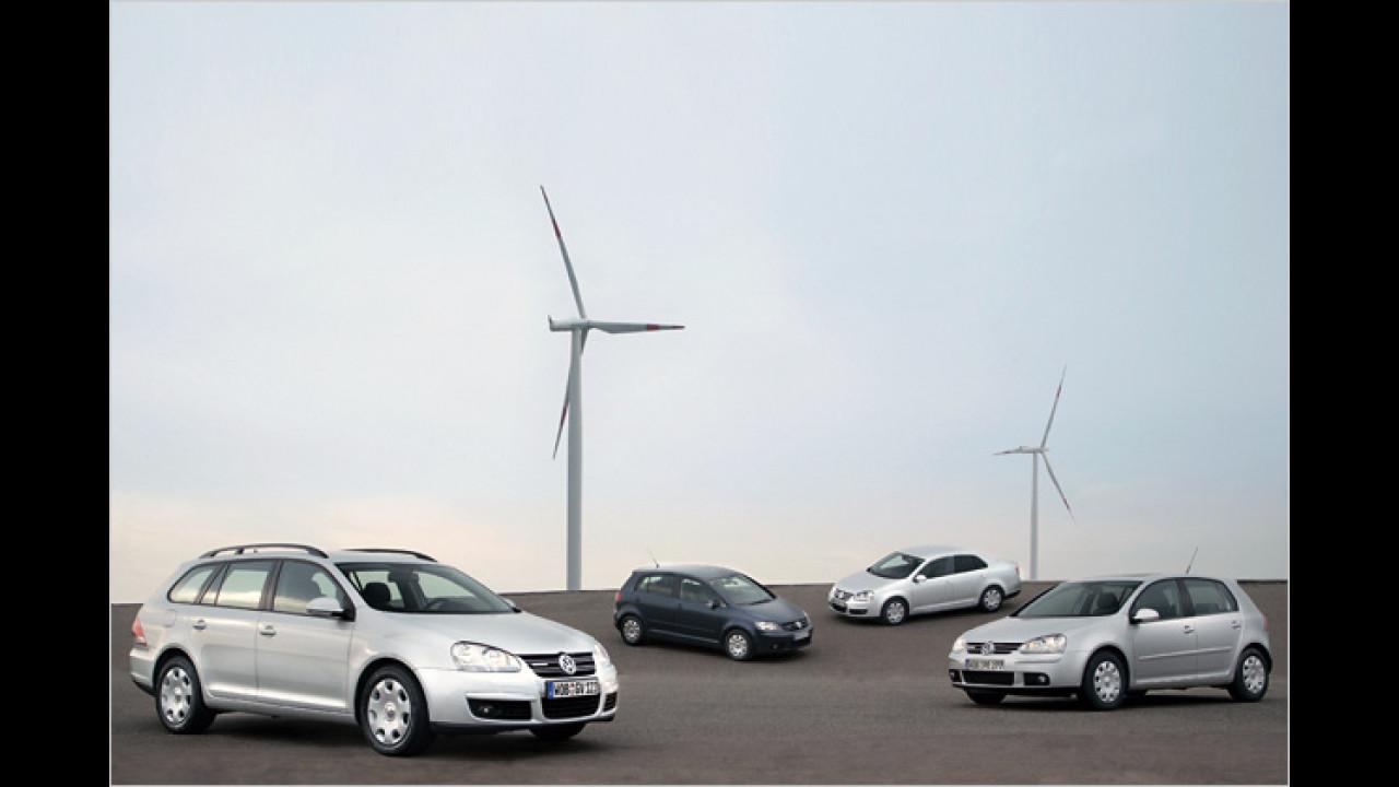 VW Golf Plus/Jetta/Golf Variant Bluemotion