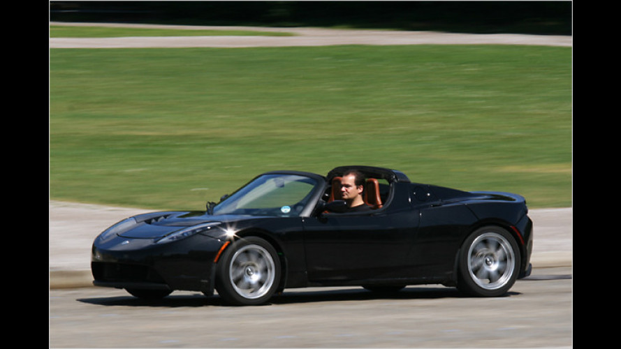 Elektro-Headbanger: Tesla Roadster 1.5 im Test