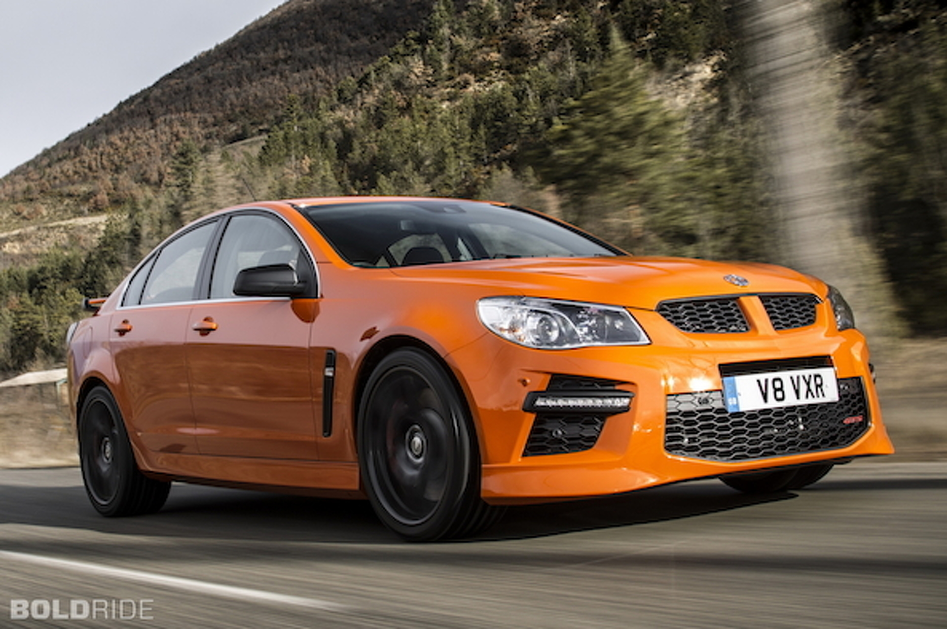 Vauxhall Vxr8 Gts Is The Chevy Ss Insane Supercharged Cousin Sports Car