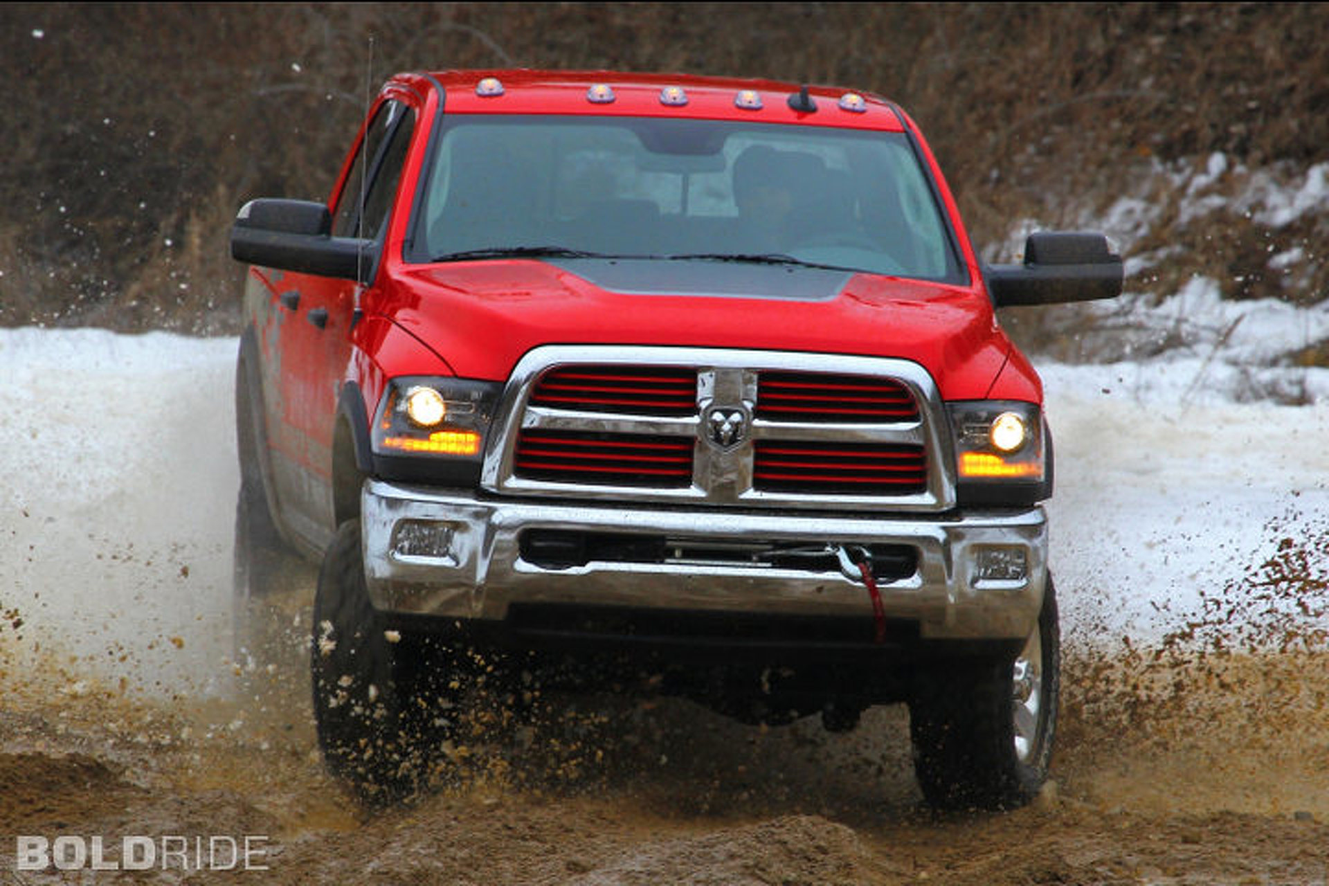 Chevy High Country 2500 >> Ram Power Wagon V Chevy 2500 High Country Off Road Or