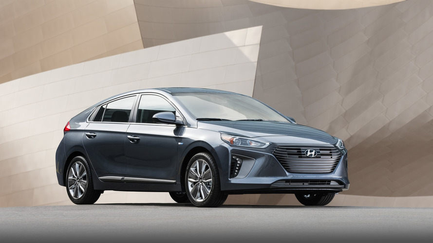 2017 Hyundai Ioniq is almost $2,500 cheaper than the Prius