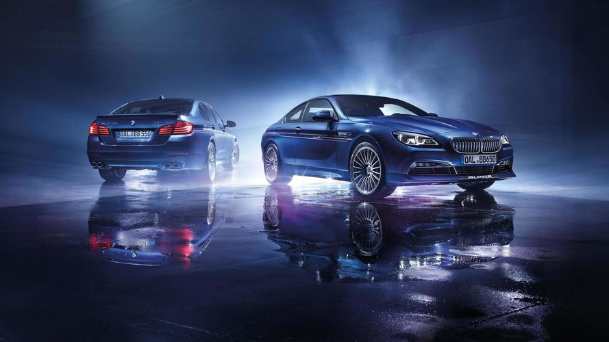 Alpina celebrates 50th anniversary with special editions for B5 Bi-Turbo and B6 Bi-Turbo