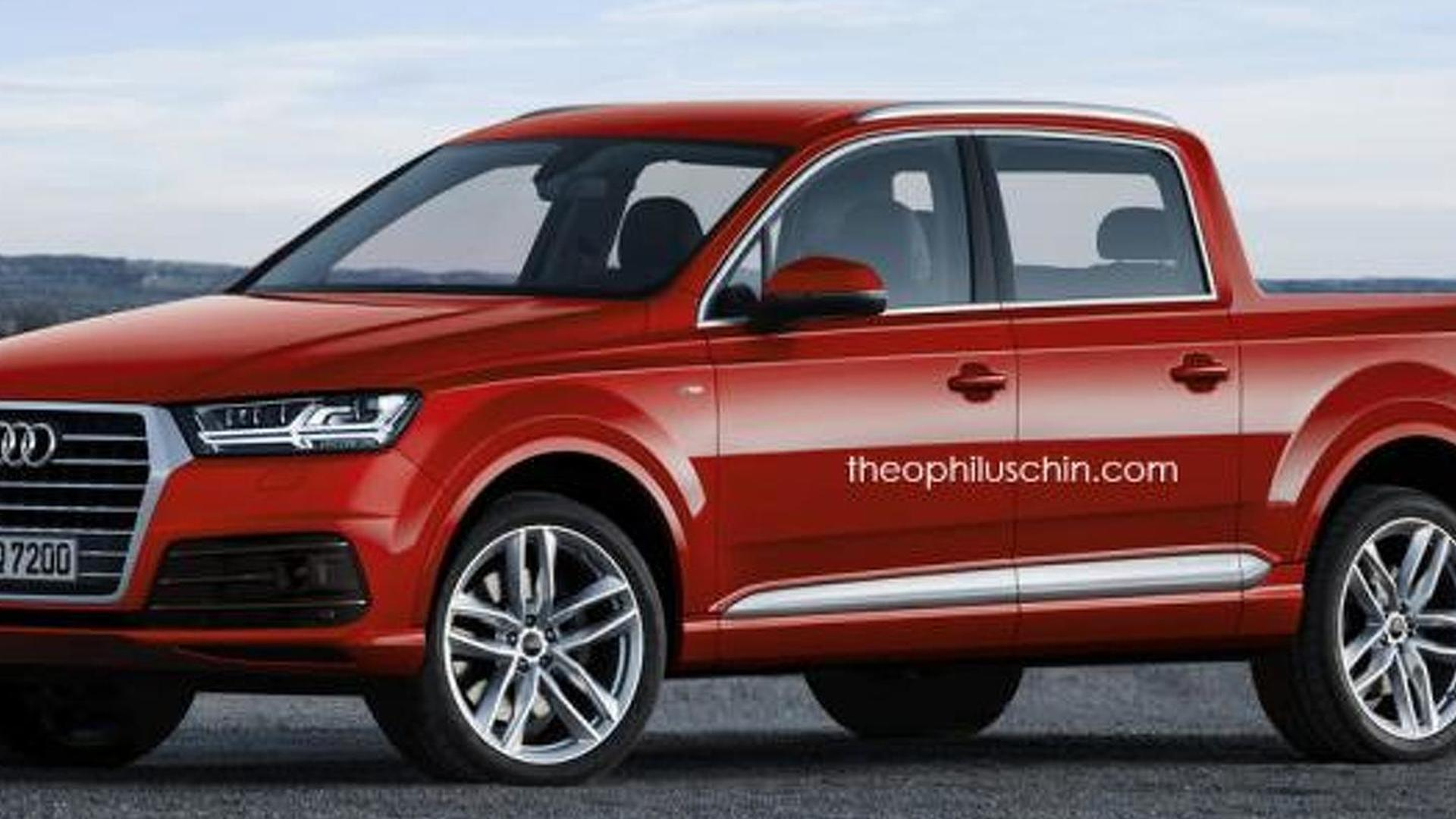 Audi Rules Out Pickup Truck For The Foreseeable Future Rs Q5 And Q7 Could Hen