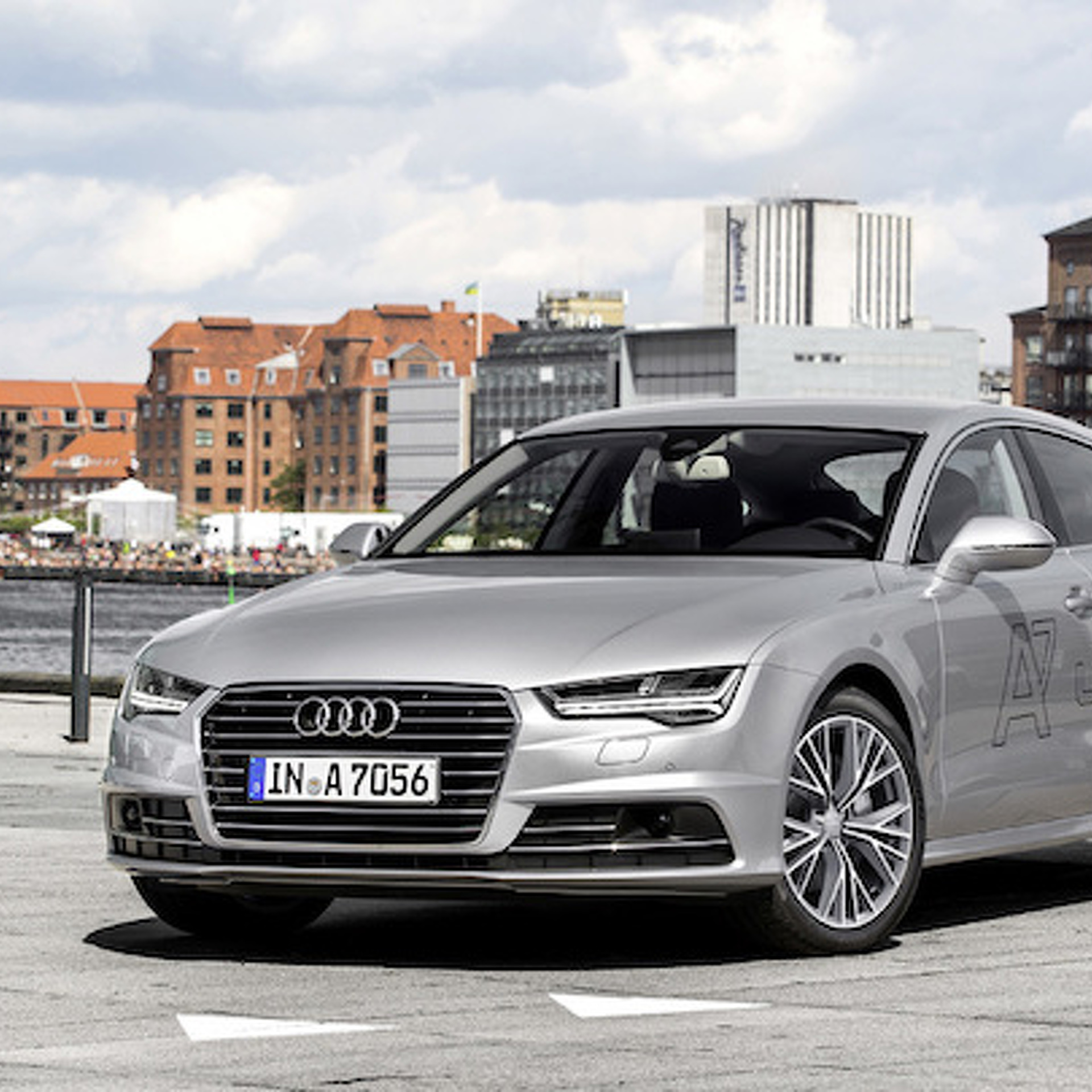 Aging Audi A6 and A7 Get A Fresh Update