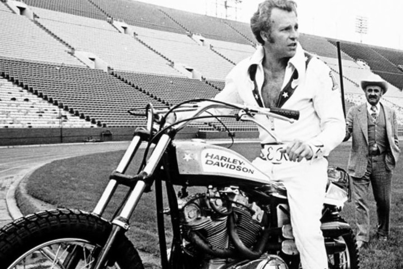America's Greatest Stuntman Shines in 'I Am Evel Knievel'