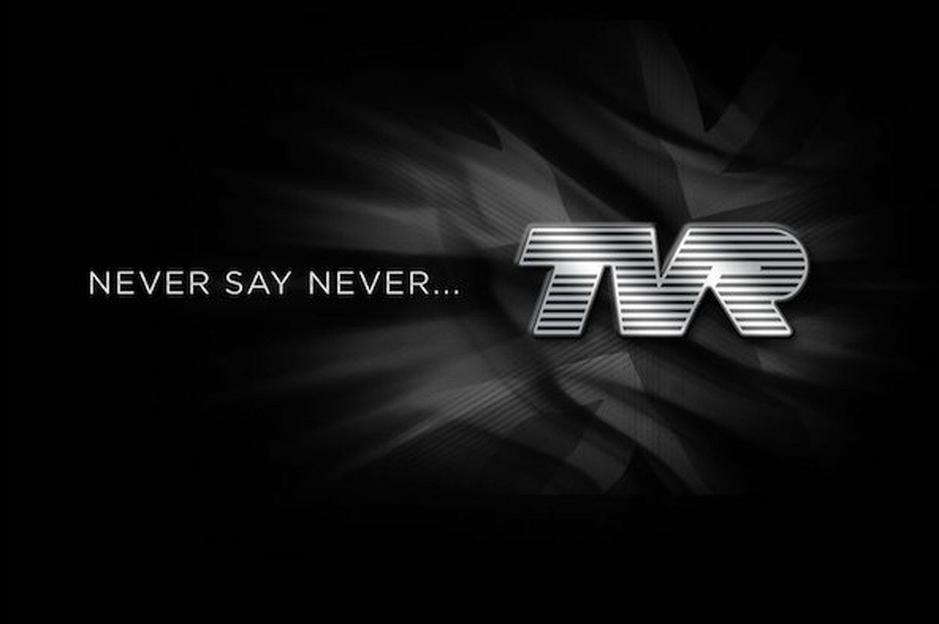 TVR Making a Comeback?