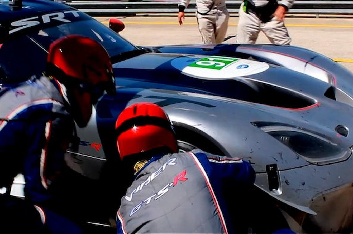 Video: New Web Series Featuring Viper GTS-R